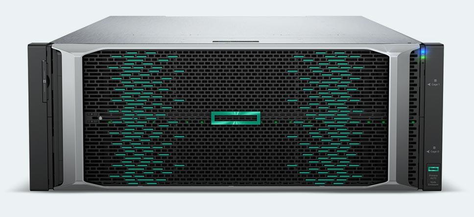 storage intelligente HPE Primera