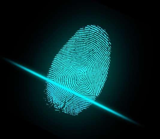Impronta digitale e furto d'identità