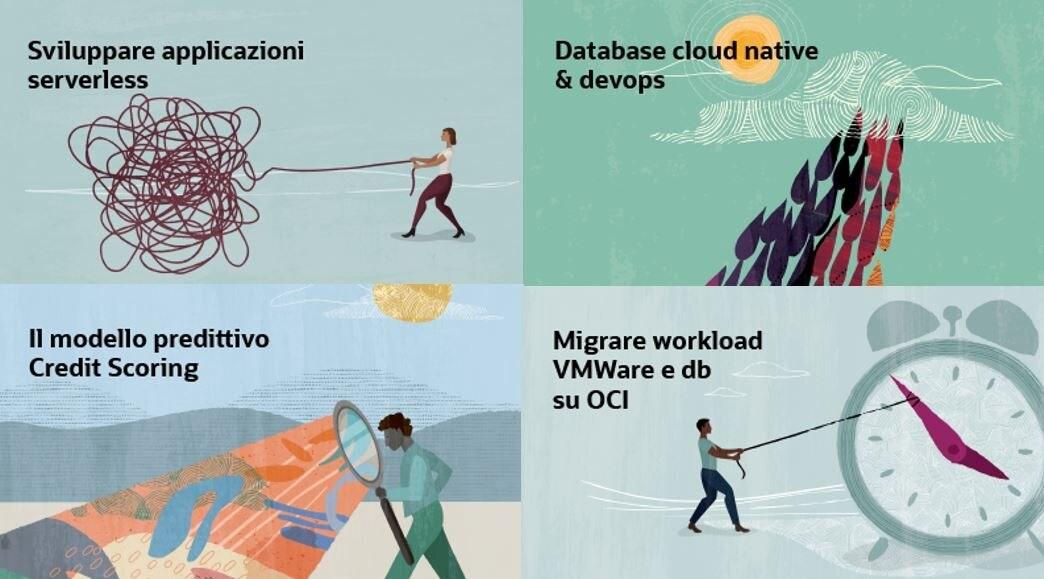 Migrazione in cloud