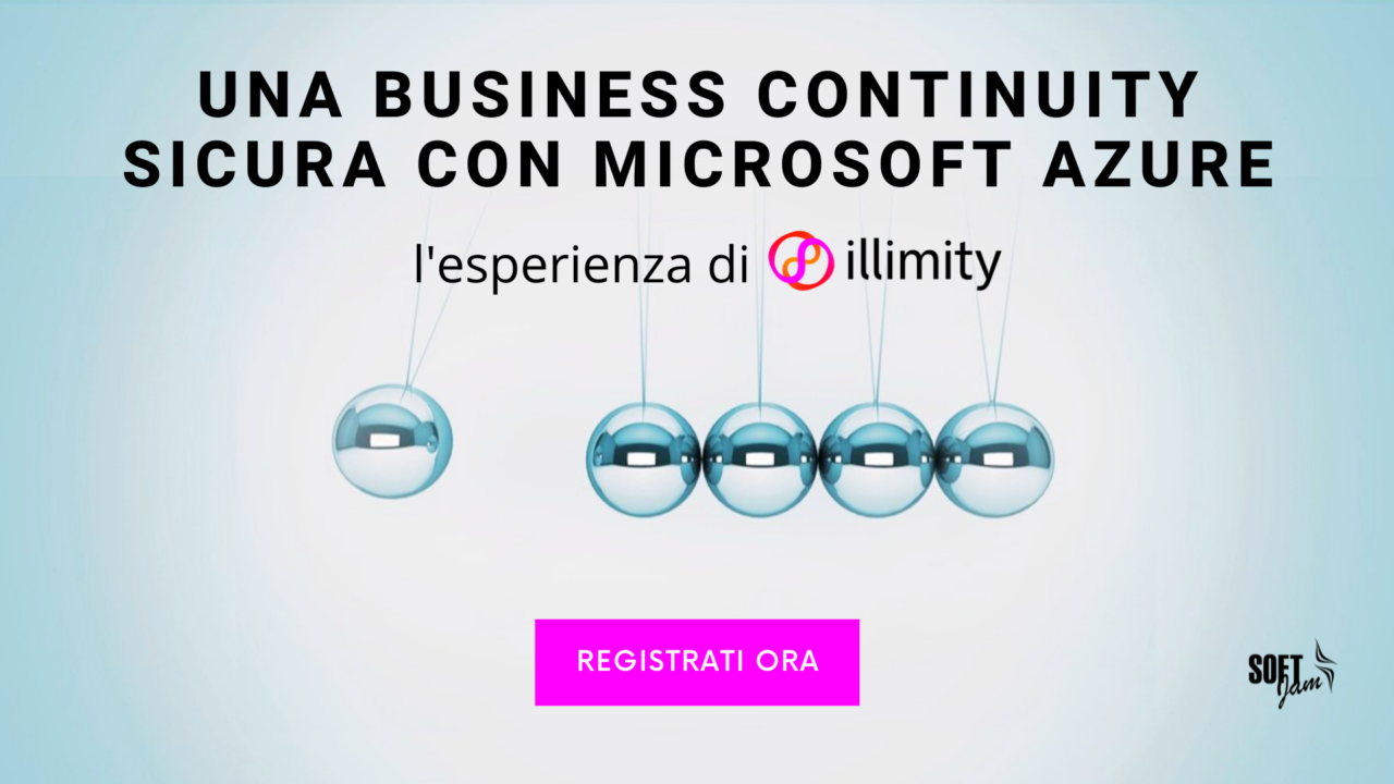 Disaster Recovery nel cloud