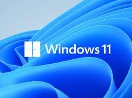 Banner presentazione Windows 11