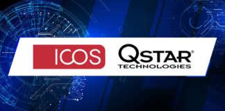 Banner annuncio partnership tra ICOS e QStar Technologies