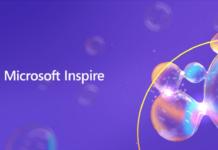 Banner Microsoft Inspire 2021