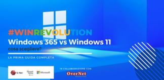 Banner evento #WinRevolution - registrazione evento 11 ottobre 2021